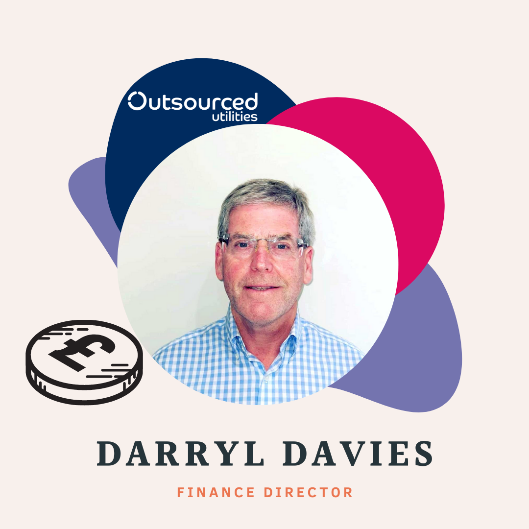 Meet the team Outsourced Utilities Finance Director