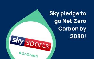 Sky pledge to go net zero by 2030