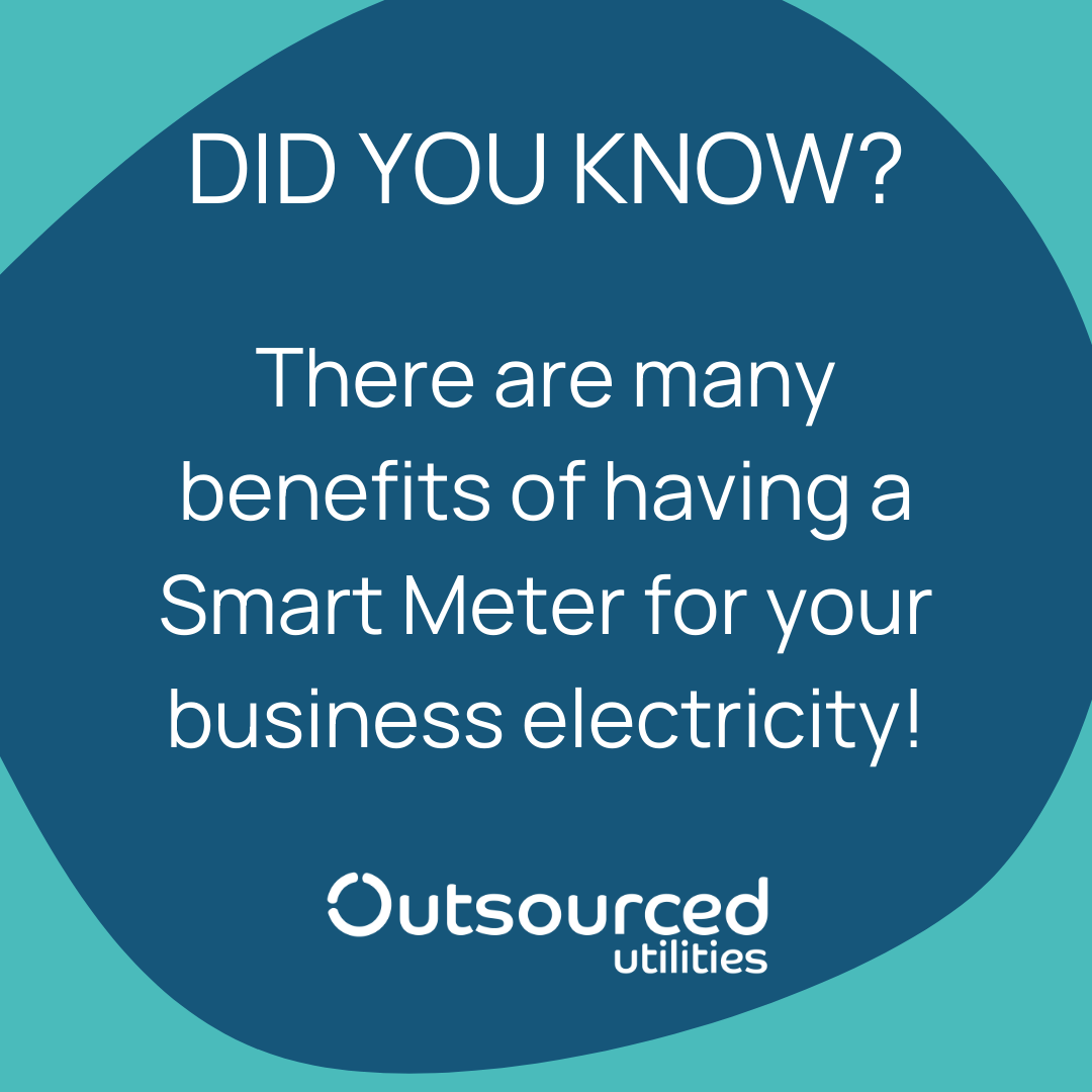 Benefits of a Smart Meter for your business energy
